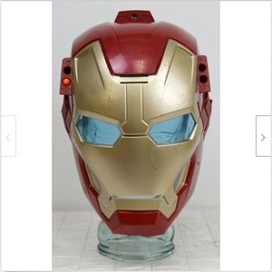 Hasbro Marvel Iron Man Mask Helmet Blaster